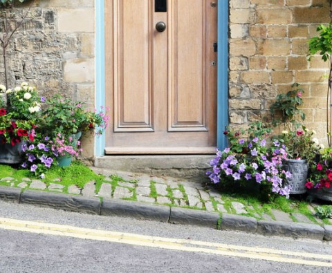 From grey to green: ideas for your front garden