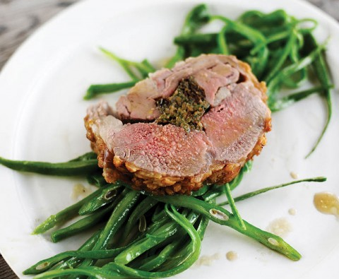 How to prepare the perfect lamb roast