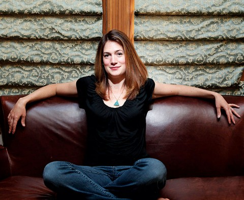 Gillian Flynn talks Dark Places, Satanism and heavy metal