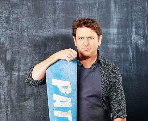 James Martin: The TV chef putting food first
