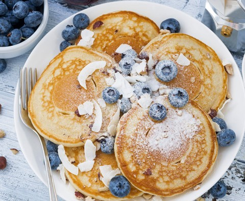 Three flipping good pancake recipes