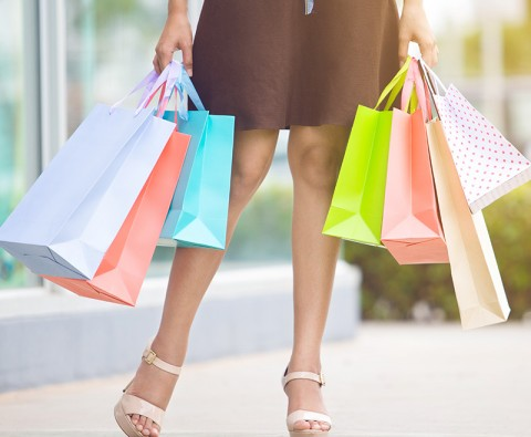 Reasons to shop: Sample sales