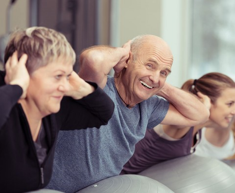 How to slow down ageing: Exercise
