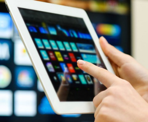 How to mirror an iPad or tablet to a television