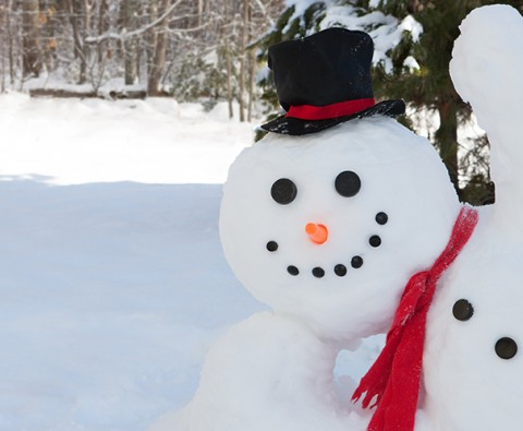 Snow joke: 10 hilariously creative snowmen