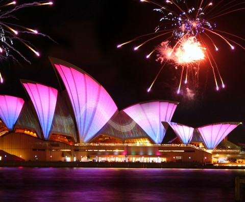 The world's best New Year's Eve firework displays