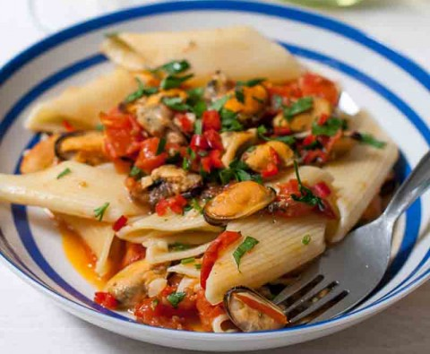 10 wonderful ways with pasta