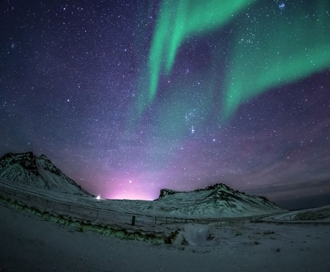 New ways to see the Northern Lights