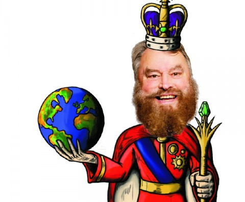 Brian Blessed: If I ruled the world
