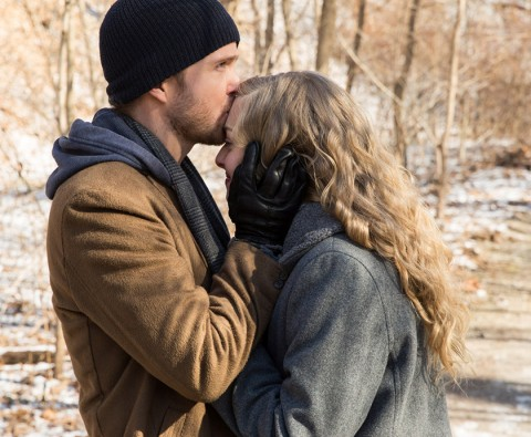Interview: Amanda Seyfried and Aaron Paul, stars of Fathers and Daughters