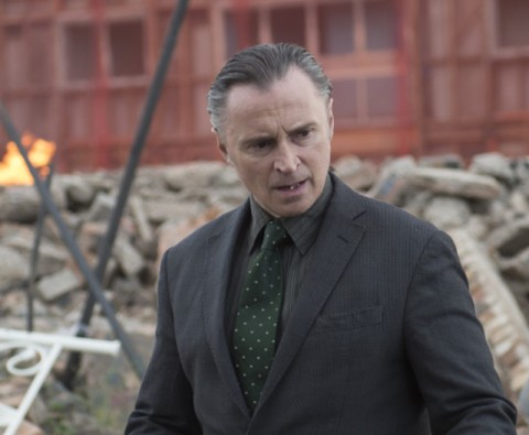 Interview: Robert Carlyle on The Legend of Barney Thomson