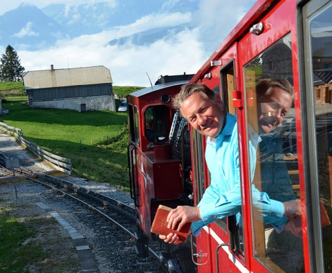 Excerpt: Great Continental Railway Journeys by Michael Portillo
