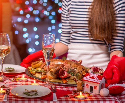 8 Christmas foods to prepare in advance
