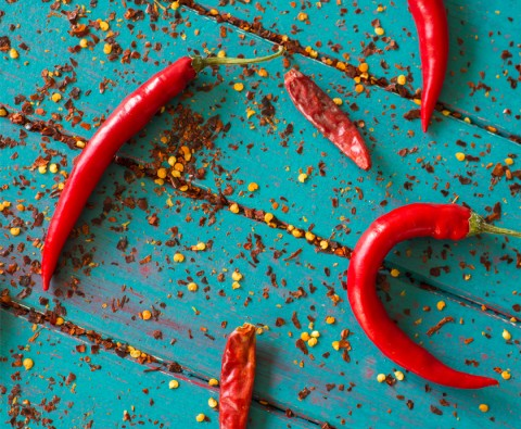 Could spicy food make you live longer?