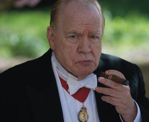 Churchill: An interview with Brian Cox and Miranda Richardson