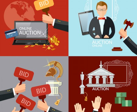 How to sell a property at auction