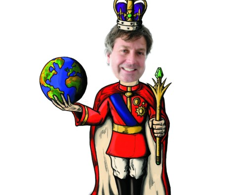 If I ruled the world: John Torode