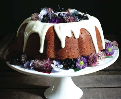 Amy-Beth Ellice's spiced pumpkin bundt cake