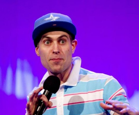 60 second stand-up: Lee Nelson