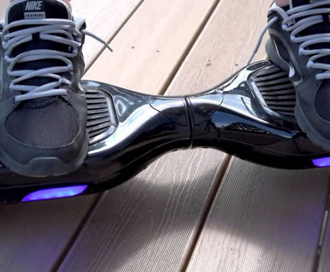 Thinking of buying a hoverboard? It turns out they're illegal