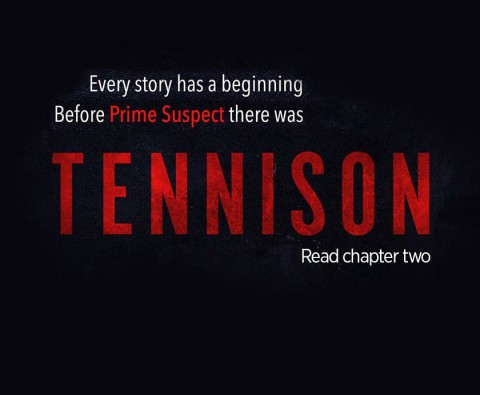 Excerpt: Tennison by Lynda La Plante - Chapter two
