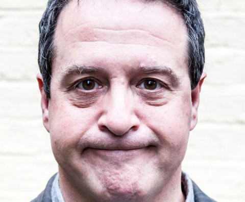 60 second stand-up: Mark Thomas