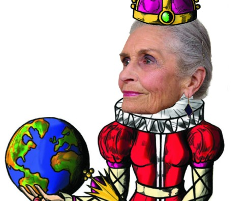 Daphne Selfe: If I ruled the world