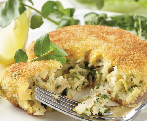 Recipe: Five-step fish cakes