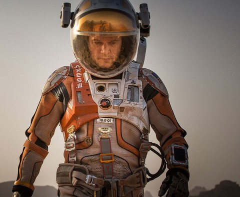 The Martian's out of this world filming locations