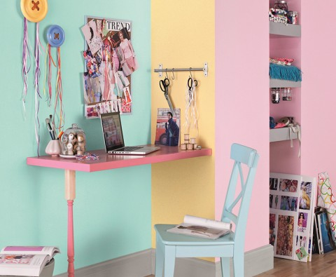How to decorate a child's bedroom: from toddlers to teenagers