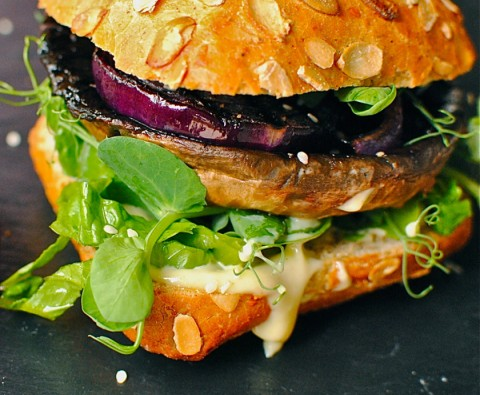 10 Mouth-watering veggie burger recipes