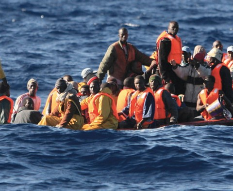 Adrift: the perilous journey of African migrants