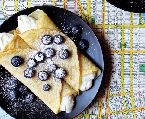 10 wonderful ways with blueberries
