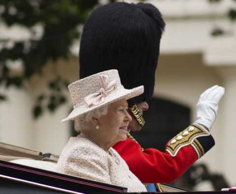 7 historic moments during Queen Elizabeth II's reign