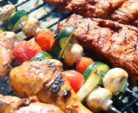 5 tips for a healthier summer barbecue