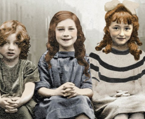 Excerpt: The Scarlet Sisters:  My Nanna's Story of Secrets and Heartache on the Banks of the River Thames