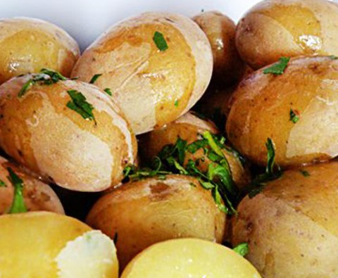 10 wonderful ways with new potatoes