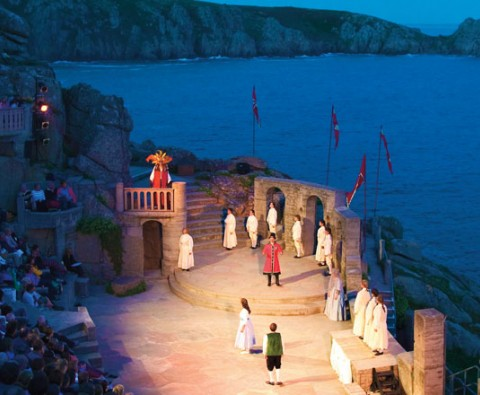 Best of British: Open air theatres