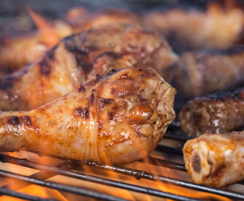 10 wonderful ways to barbecue chicken