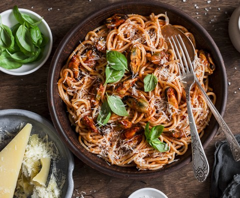 10 Perfect pasta dishes to try at home