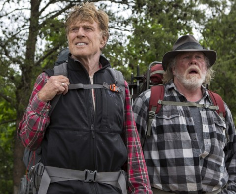 First look at Robert Redford's A Walk in the Woods