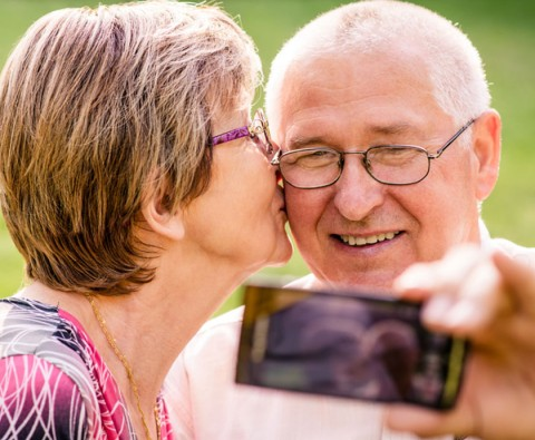 Five ways to keep over 50s dating interesting