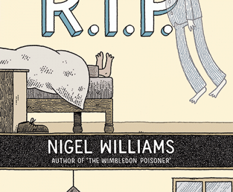 Review: R.I.P by Nigel Williams