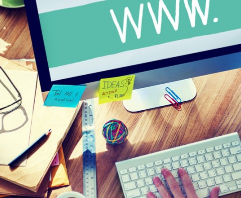 How to set up your own website