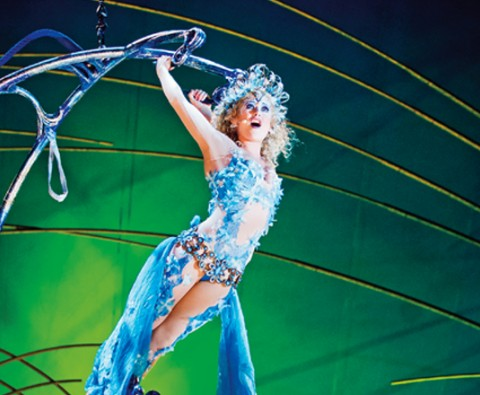 Cirque du Soleil: behind the scenes at the circus that brought back magic