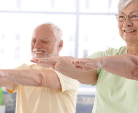 Essential exercises for the over 50s
