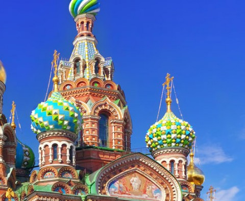 5 reasons to visit Saint Petersburg