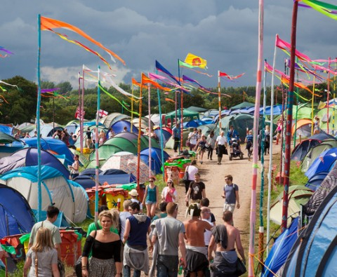 Music festival: get the essentials packed