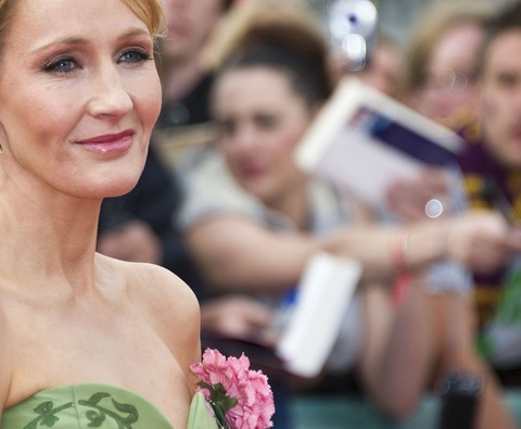 5 things you didn't know about... JK Rowling