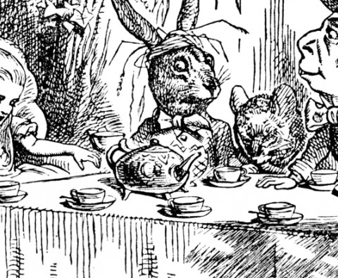 5 things you didn't know about... Lewis Carroll